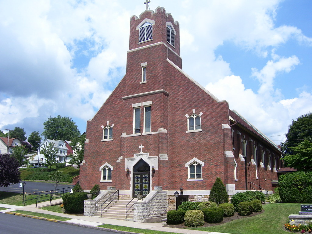 Holy Rosary Church - Ceremony Sites - 900 N 4th St, Altoona, PA, 16601