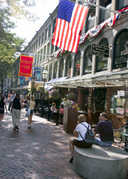 Faneuil Hall Marketplace - Fanueil Hall - Faneuil Hall Market Pl, Boston, MA, 02109, US