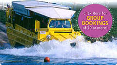 Boston Duck Tours - Duck Tours - departure location, science park, Boston, MA, United States