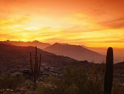 South Mountain Park - Attractions/Entertainment, Parks/Recreation - Phoenix, Arizona, United States