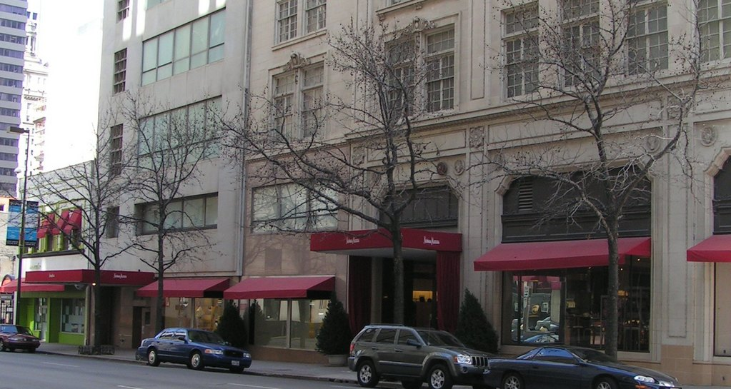 Neiman Marcus Flagship Store - Attractions/Entertainment, Shopping, Restaurants - 1618 Main Street, Dallas, TX, United States