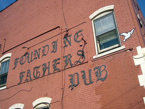 Founding Father's Pub - Restaurants, Attractions/Entertainment, Bars/Nightife - 75 Edward St, Buffalo, NY, 14202