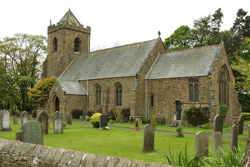St John The Evangelist Church - Ceremony Sites -