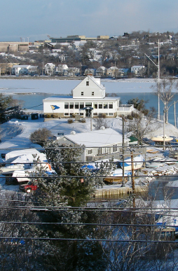 Supper: Armdale Yacht Club - Reception Sites -
