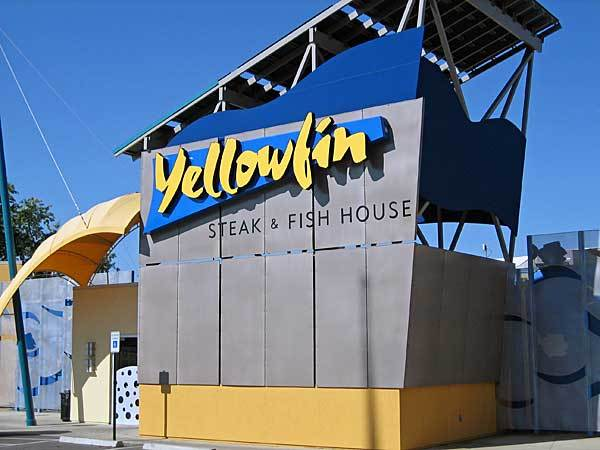 Yellowfin Steak & Fish House - Restaurants - 2840 Solomons Island Road, Edgewater, MD, United States