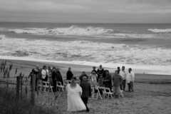 Robert and Susan's Wedding in Kitty Hawk, NC, USA