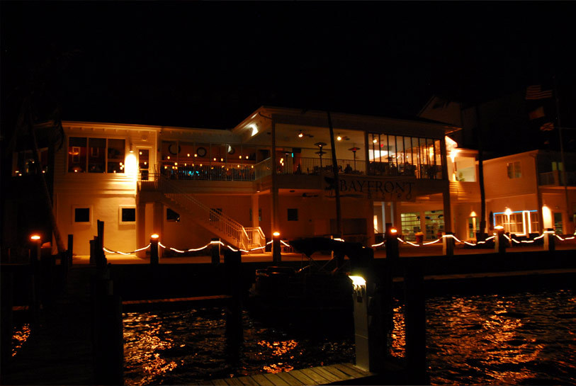 Reception: Bayfront Bistro - Reception Sites - 4761 Estero Blvd, Fort Myers Beach, FL, 33931