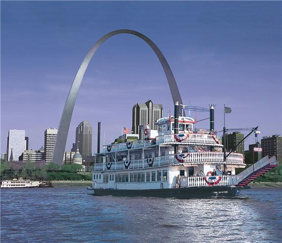 Gateway Arch Riverboats - Reception Sites - 707 North 1st Street, St Louis, MO, United States