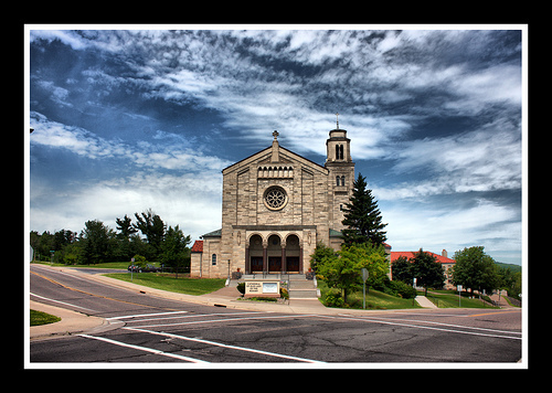 The Cathedral Of Our Lady Of The Rosary - Ceremony Sites - 2801 E 4th St, Duluth, MN, 55812