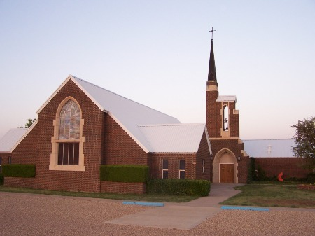 Cooper Methodist Church - Ceremony Sites - 16612 Texas 493 Loop, Lubbock, TX, United States