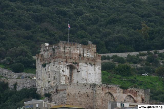 Moorish Castle - Attractions/Entertainment - Upper Rock Nature Reserve