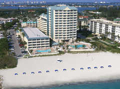 Lido Beach Resort - Hotel - 700 Ben Franklin Drive, Sarasota, Florida, 34236, USA