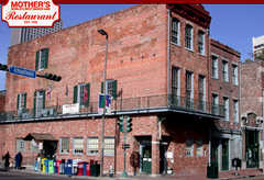 Mother's Restaurant - Restaurant - 401 Poydras St, New Orleans, LA, United States
