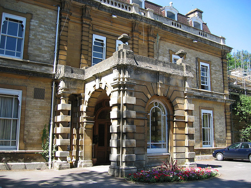 Headington Hill Hall - Reception Sites - Headington Hill, Oxford, Oxfordshire, United Kingdom
