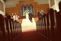 University Heights Baptist Church - Ceremony - 1010 S National Ave, Springfield, MO, United States