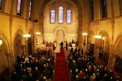 Universalist Memorial National Church - Ceremony - 1810 16th St NW, Washington, DC, 20009