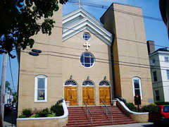 St Spyridon Greek Orthodox Church - Ceremony - 390 Thames Street, Newport, RI, United States