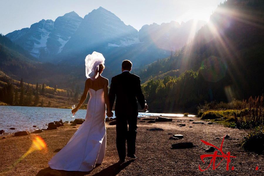 Unnamed - Ceremony Sites - Maroon Bells, Snowmass, CO 81654, Snowmass, Colorado, US
