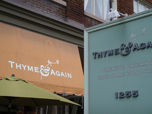 Thyme And Again Creative Catering And Take Home Food Inc - Restaurants, Caterers - 1255 Wellington Street, Ottawa, ON, Canada