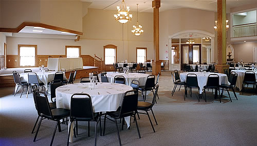Ruby's Banquet Hall - Reception Sites - 36709 Royalton Rd., Grafton, Ohio, 44044, United States