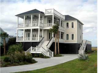 Reception / Simmons House - Reception Sites - 1580 E Ashley Ave, Folly Beach, SC, 29439