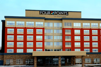 4 Points Sheraton - Hotels/Accommodations - 210 Preston Pkwy, Cambridge, ON, N3H 4Z5