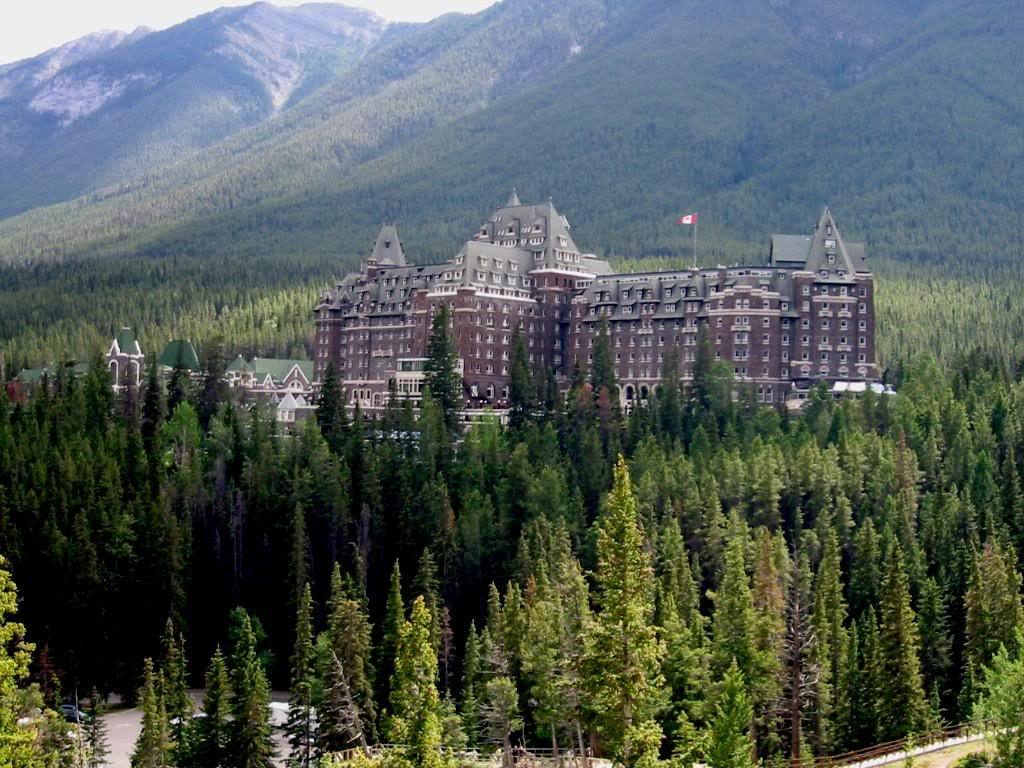 The Fairmont Banff Springs - Reception Sites, Attractions/Entertainment, Honeymoon - 405 Spray Avenue, Banff, AB, Canada