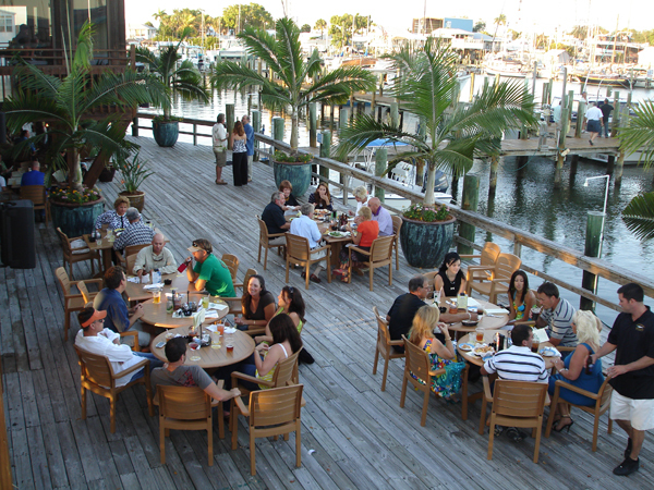 Doc Fords Ft Myers Beach - Restaurants, Reception Sites - 708 Fishermans Wharf, Fort Myers Beach, FL, 33931