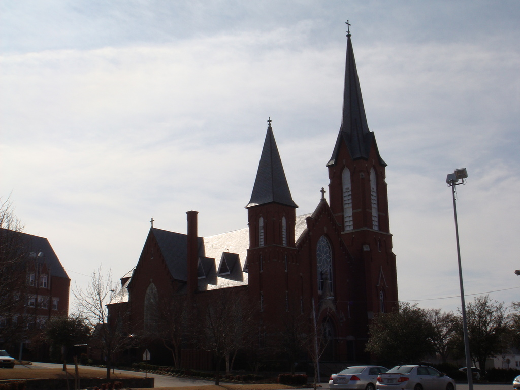 Immaculate Conception Church - Ceremony Sites - 22 N 13th St, Fort Smith, AR, 72901