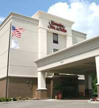 Hampton Inn & Suites Mansfield-south @ I-71, Oh - Hotels/Accommodations - 2220 South Main Street, Mansfield, OH, United States