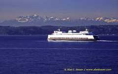 Washington State Ferries - Attraction - Seattle, Washington, United States