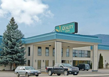 Quality Inn - Hotels/Accommodations - 807 North 5th Avenue, Sandpoint, ID, United States
