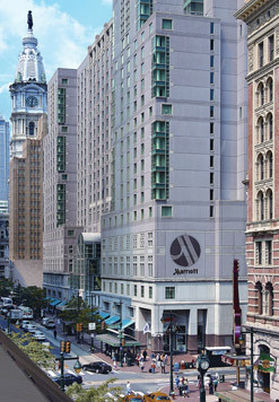 Philadelphia Marriott Downtown - Hotels/Accommodations, Ceremony & Reception - 1201 Market Street , Philadelphia, PA, 19107, USA