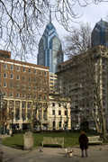 Rittenhouse Square - Attraction - Rittenhouse Square, Philadelphia, PA, US