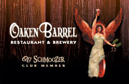 Oaken Barrel Brewing Co - Bars/Nightife, Rehearsal Lunch/Dinner - 50 Airport Pkwy, Greenwood, IN, 46143