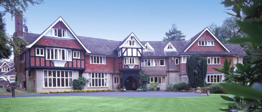 Branksome Place - Reception Sites - Hindhead Rd, Haslemere, Surrey, GU27 3