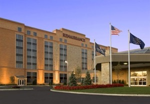 Renaissance Hotel - Hotels/Accommodations, Reception Sites - 11925 N Meridian St, Carmel, IN, 46032