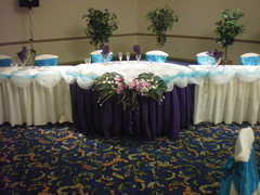Reception @ Pacific Coast Club - Reception - Pacific Coast Club, 11070 Nebraska Ave., Vandenberg AFB, CA, 93437
