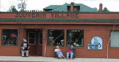 Souvenir Village - Shopping - 3066 State Route 28, Old Forge, NY, United States