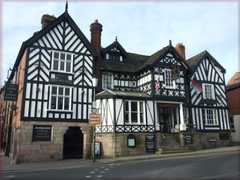 The Lion & Swan - Hotel - Swan Bank, Congleton, West Midlands, United Kingdom