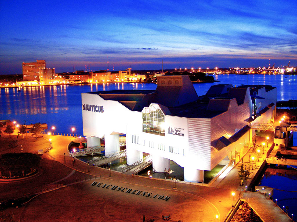 Nauticus - Attractions/Entertainment - 1 Waterside Dr, Norfolk, VA, United States