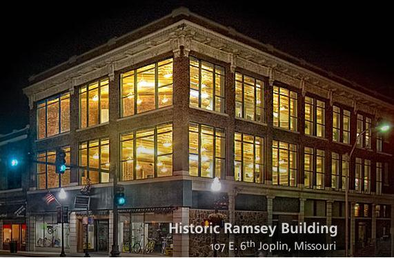 The Ramsey - Reception Sites - E 6th St, Joplin, MO, 64801