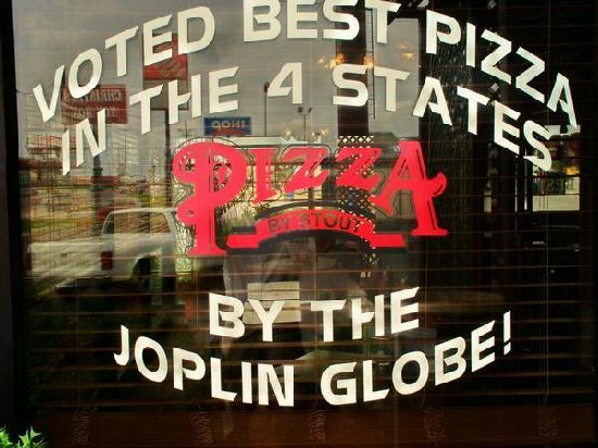 Pizza By Stout - Restaurants - 2101 S Range Line Rd, Joplin, MO, United States
