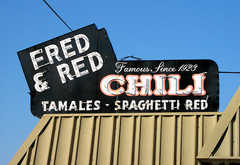 Fred & Red Chili - Restaurant - 1719 South Main Street, Joplin, MO, United States