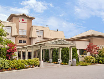 Ramada Inn Pitt Meadows - Hotels/Accommodations - 19267 Lougheed Highway, Pitt Meadows, BC, Canada