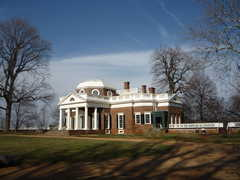 Monticello - Things to Do in C'ville - 931 Thomas Jefferson Pkwy, Charlottesville, VA, 22902