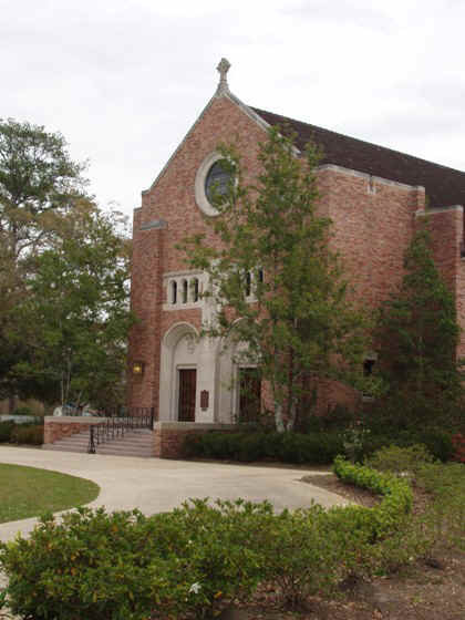 St. Peter Catholic Church - Ceremony Sites - 129 E 19th Ave, Covington, LA, 70433