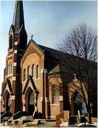 St Mark Roman Catholic Parish - Ceremony Sites - 1113 W Bradley Ave, Peoria, IL, 61606, US