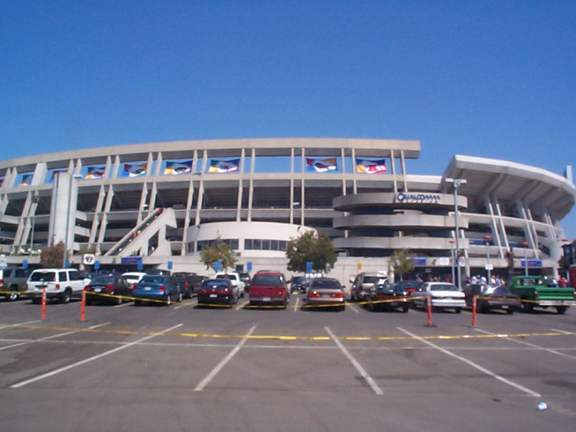Qualcomm Football Stadium - Attractions/Entertainment, Reception Sites - 9449 Friars Rd, San Diego, CA, 92108, United States