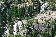 Eagle Falls - Hiking - Parks/Recreation, Attractions/Entertainment - Eagle Falls, US